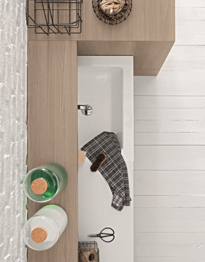 Mobile lavatoio Acqua e Sapone [c]