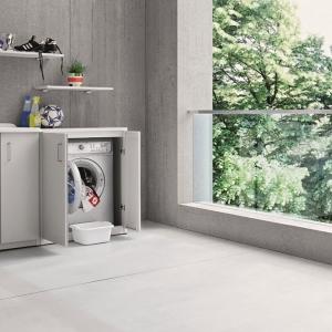 Mobile lavatoio Braccio di Ferro
